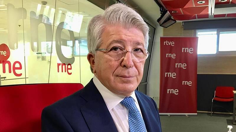 Las mañanas de RNE con Pepa Fernández - Entrevista a Enrique Cerezo - Escuchar ahora