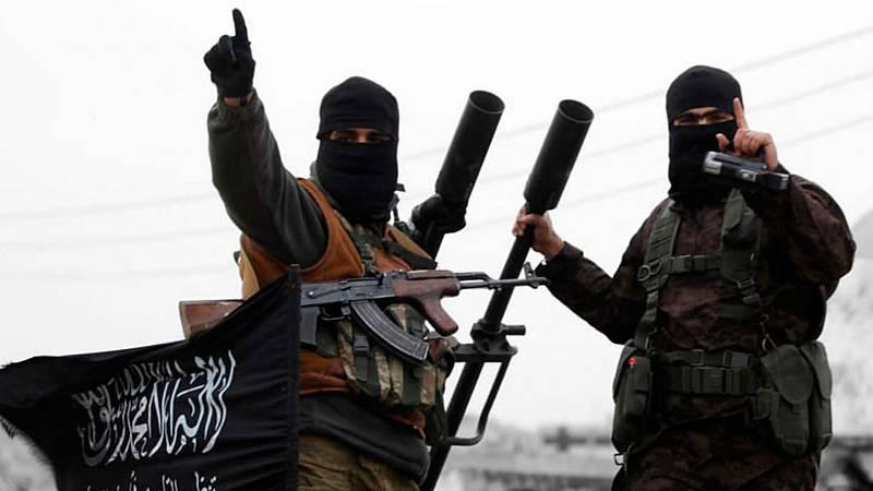 Cinco continentes - La propaganda del Daesh - Escuchar ahora