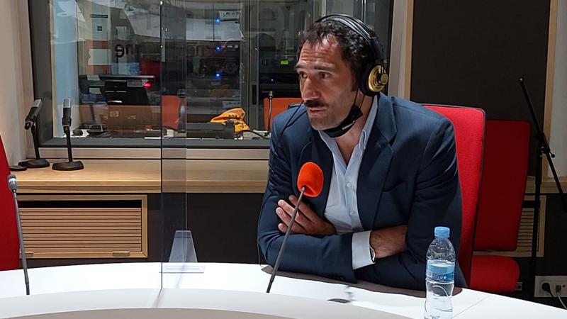 """Radiogaceta de los deportes - Jorge Garbajosa: """"Cuando me marche de la presidencia solo quiero que el Baloncesto sea un poco mejor"""" - Escuchar ahora"""