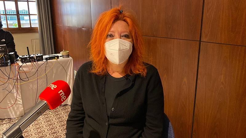 """Las Mañanas de RNE con Íñigo Alfonso - María Sheila, directora del 'Hay Festival' España: """"Los políticos no se dan cuenta de la desafección que están creando, se nota en el festival"""" - Escuchar ahora"""