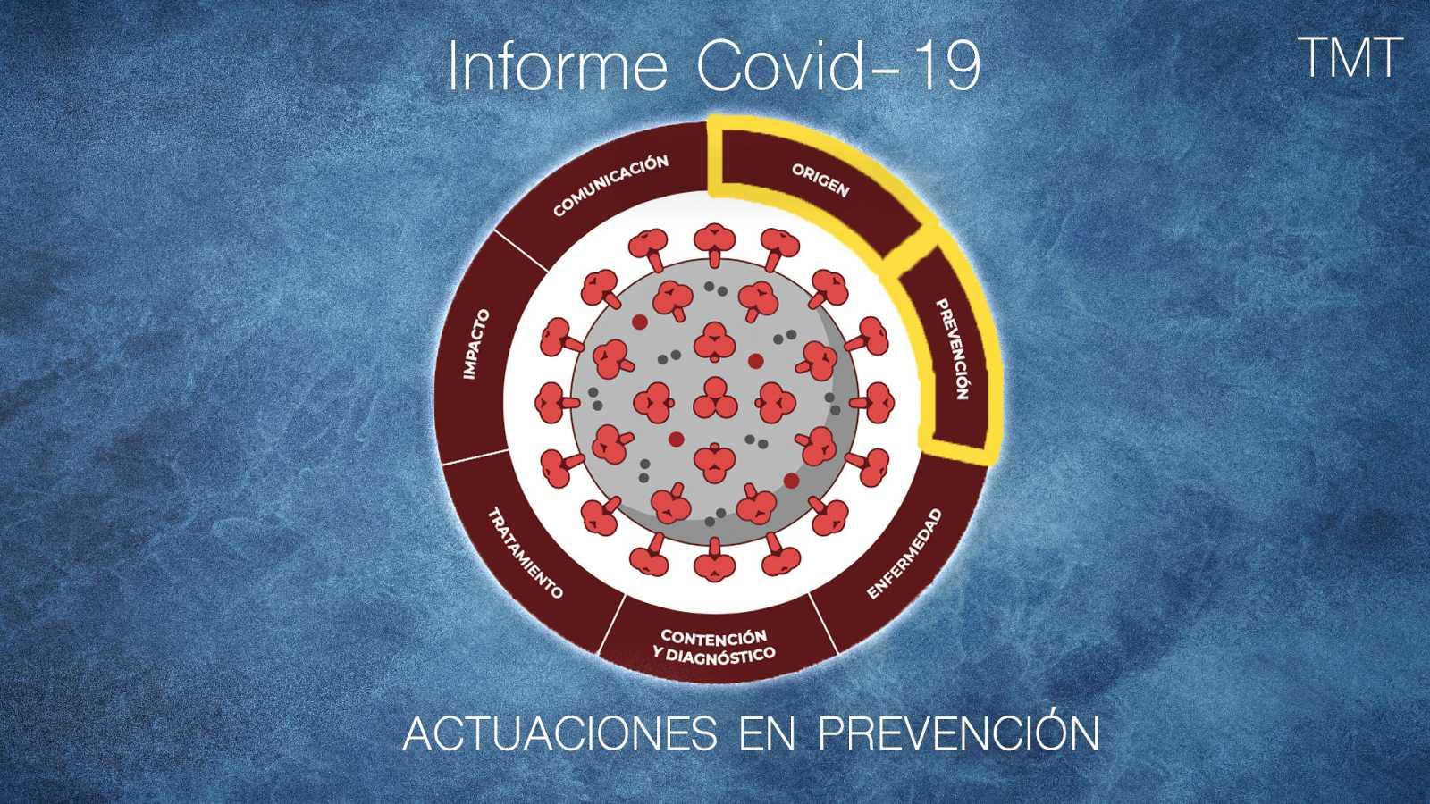 Meridiano de Turing - Informe Covid 01: origen y prevención - 16/10/20 - escuchar ahora