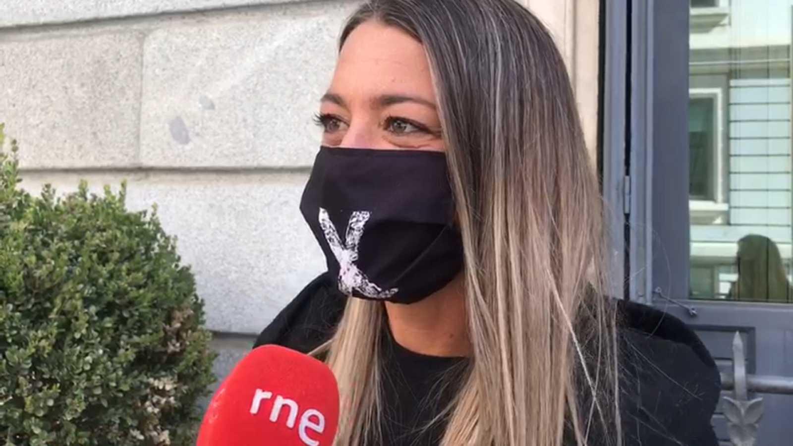 Parlamento - Radio 5 - El Rincón: Míriam Nogueras - Escuchar ahora