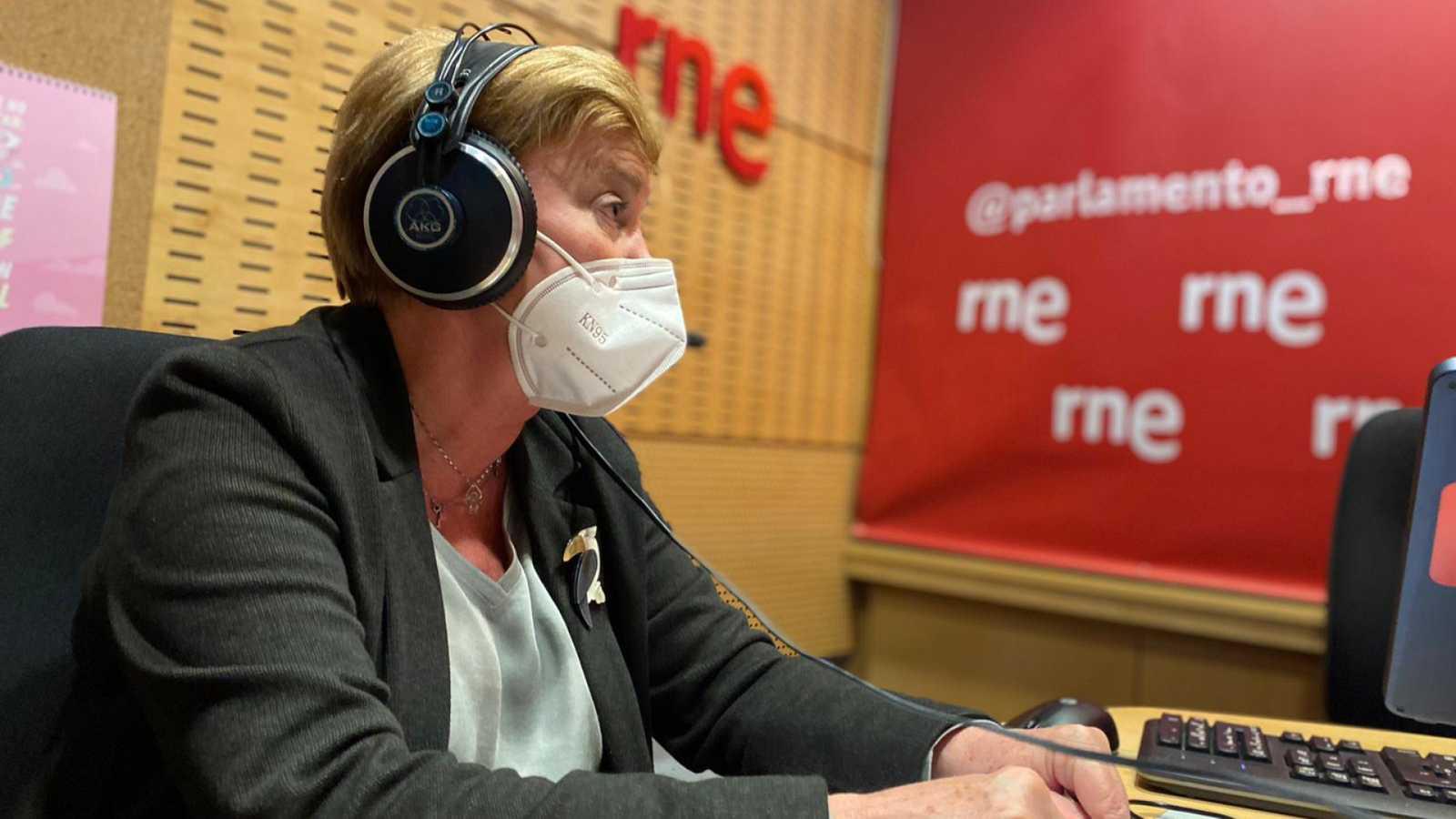 """Parlamento - Radio 5 - Isaura Leal (PSOE): """"La proposición es una iniciativa parlamentaria para dar solución al bloqueo de la renovación del CGPJ en el marco constitucional"""" - Escuchar ahora"""
