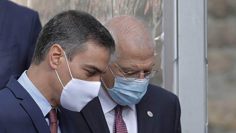 14 horas - Sánchez, dispuesto a aparcar la reforma del CGPJ si el PP acepta negociar - Escuchar ahora