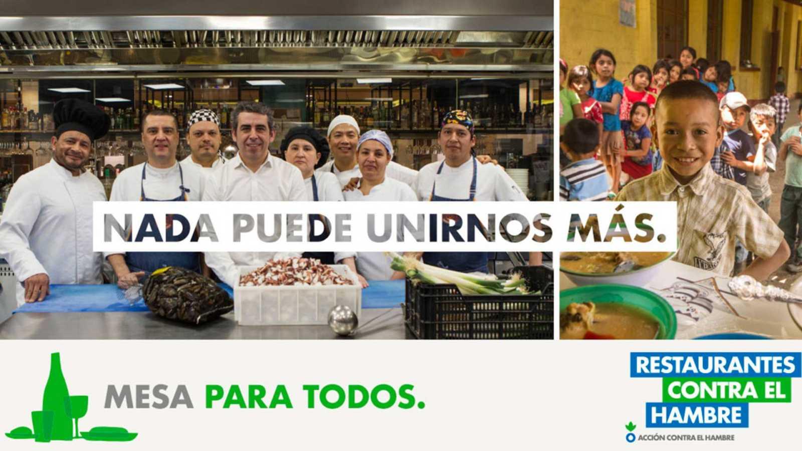 Alianza 2030 - Restaurantes contra el hambre - 18/10/20 - Escuchar ahora