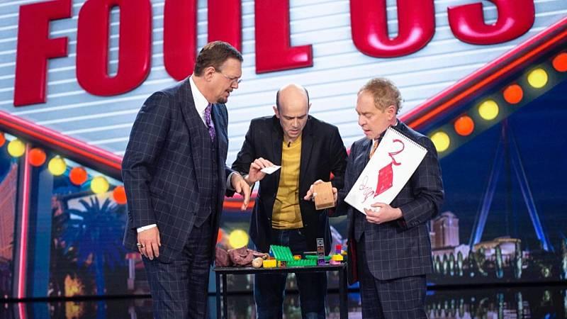 Otros acentos - El mago Jandro, consigue por segunda vez el ¿Fool Us Trophy¿ en Las Vegas - 18/10/20 - Escuchar ahora