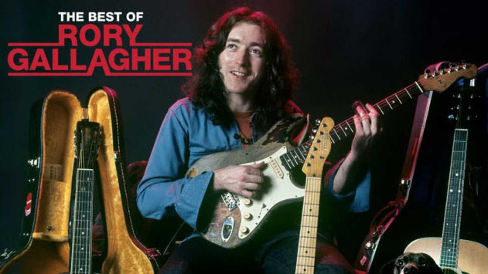 Saltamontes - RORY GALLAGHER: The Best - 16/10/20 - escuchar ahora