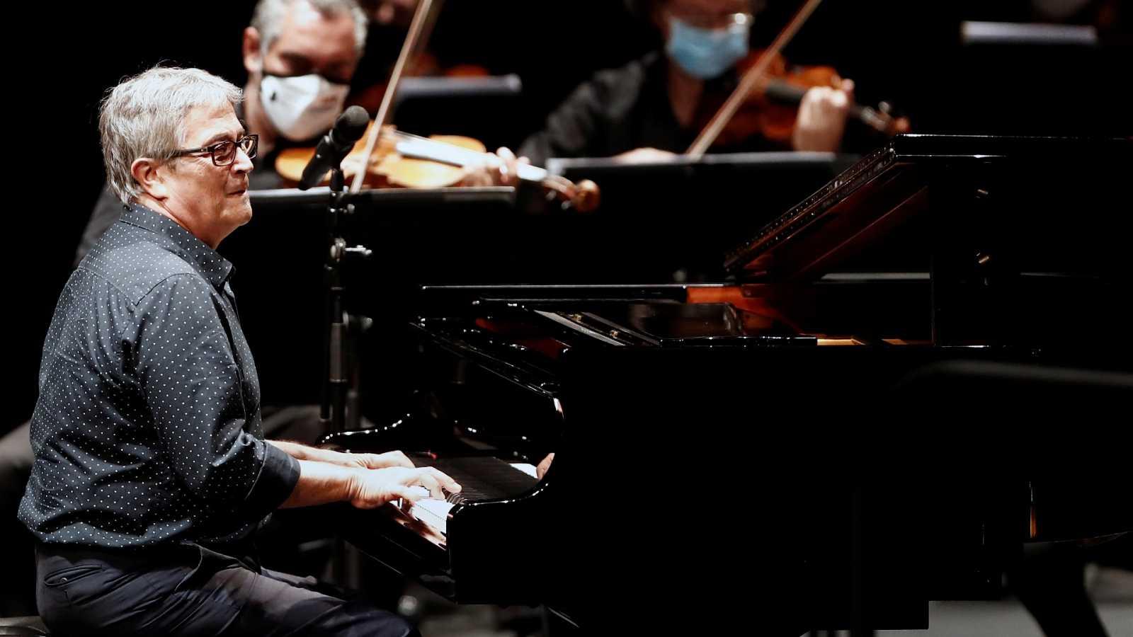 El ojo crítico - Con Antonio Colinas y Chano Rodríguez, Premio Nacional de Músicas Actuales - 16/10/20 - escuchar ahora