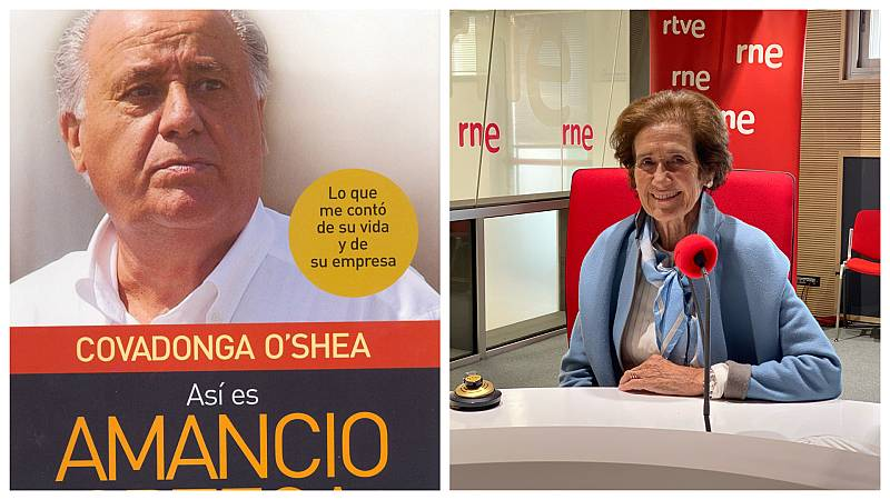 Por tres razones - Covadonga O'Shea: de las pocas que ha entrevistado a Amancio Ortega - Escuchar ahora