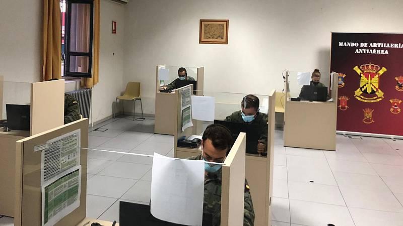 24 horas - De militares a rastreadores voluntarios - Escuchar ahora