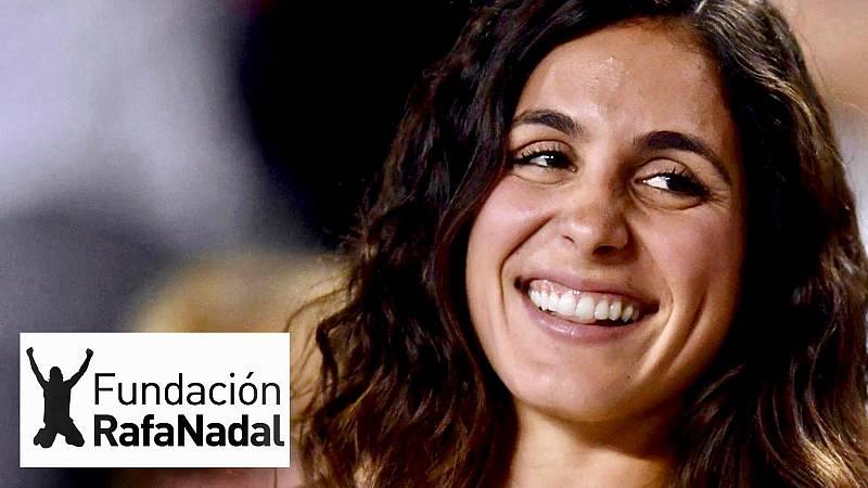 No es un día cualquiera - Fundación Rafa Nadal - 'Olga Viza' - 'El podio' - 17/10/2020 - Escuchar ahora