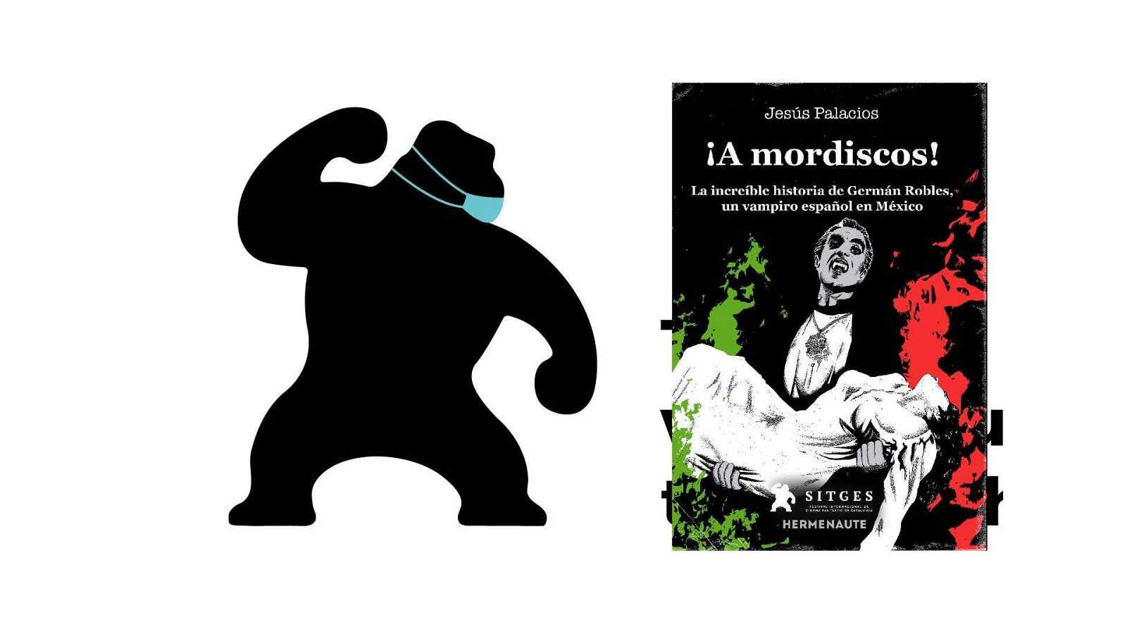 Tres en la carretera - ¡A mordiscos!: vampiros en Sitges 2020. Fin del viaje - 17/10/20 - escuchar ahora