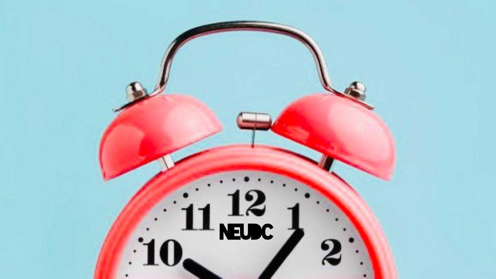 No es un día cualquiera - El mejor horario - David Zurdo - 'Regreso al presente' - 18/10/2020 - Escuchar ahora