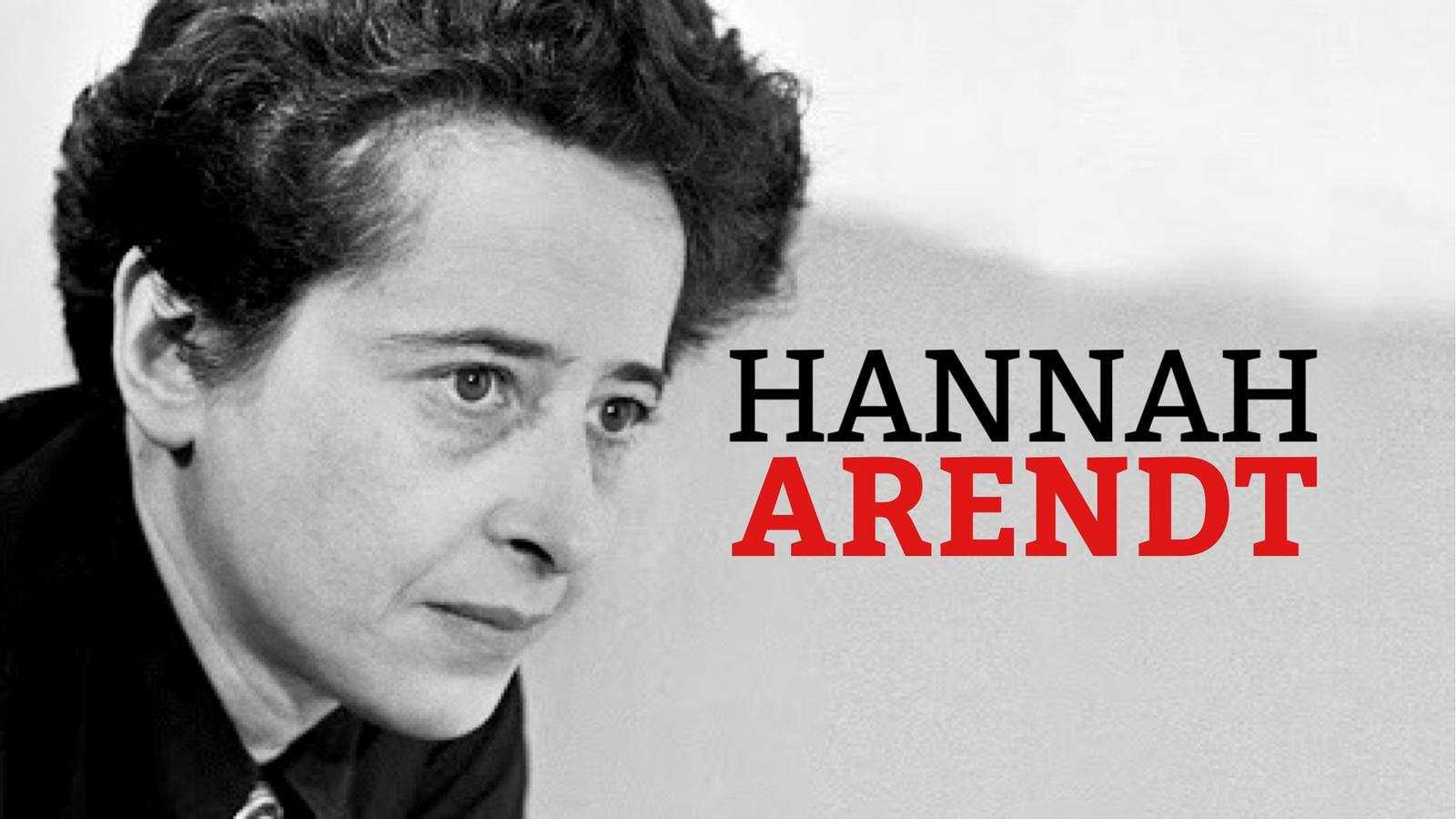 No es un día cualquiera - Hannah Arendt - Ángeles Caso - 'Tenemos un pasado' - 18/10/2020 - Escuchar ahora