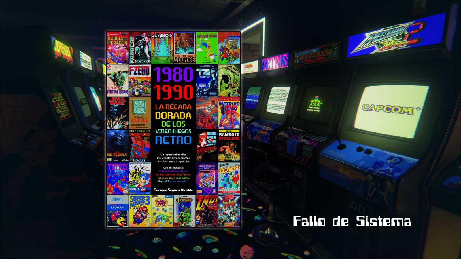 Fallo de sistema - 422: La década de oro del videojuego - 18/10/20 - escuchar ahora