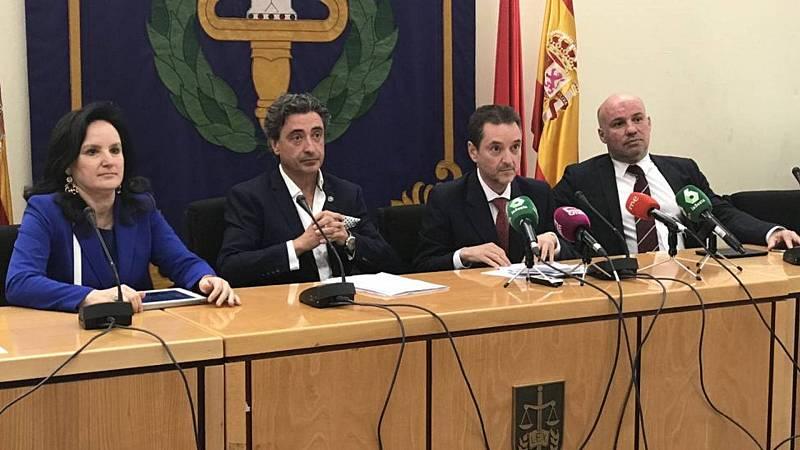 Informativos fin de semana - 20 horas - El PP presenta este lunes en el Congreso su propuesta para el CGPJ y el Gobierno dialogará con las asociaciones de jueces y magistrados - Escuchar ahora