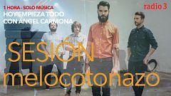 Hoy empieza todo con Ángel Carmona - #SesiónMelocotonazo: Vinicius de Moraes, Supersubmarina, Carolina Durante... - 19/10/20