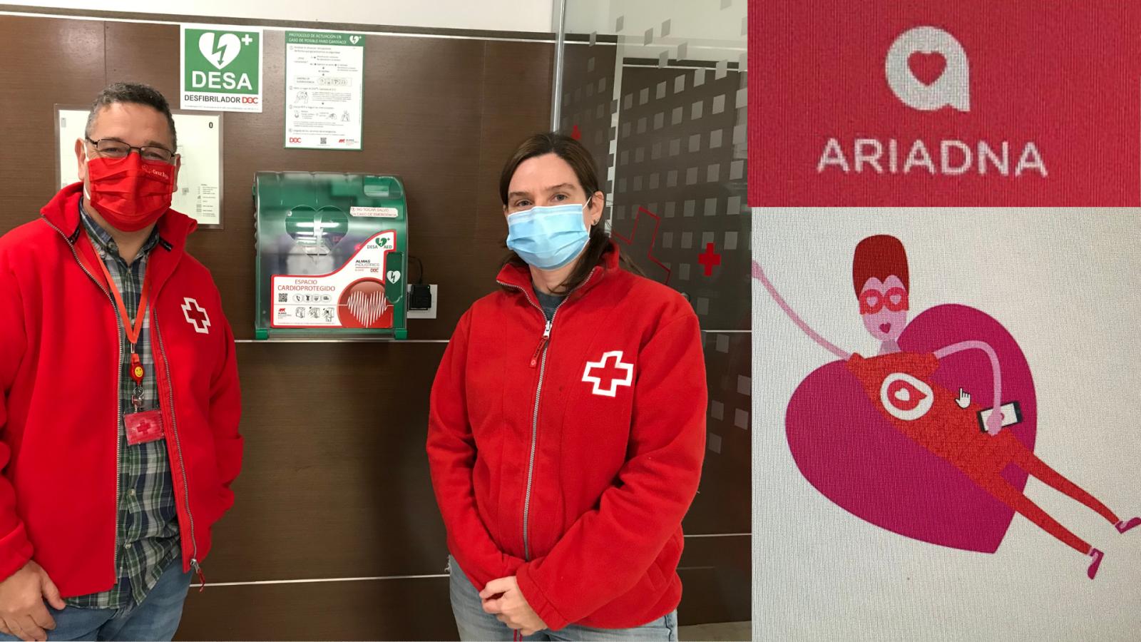 Más cerca - Ariadna: una app por la cardioprotección - Escuchar ahora