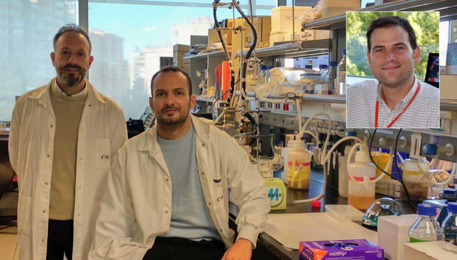 Punto de enlace - Tres españoles en la vanguardia de la Ciencia - 19/10/20 - escuchar ahora