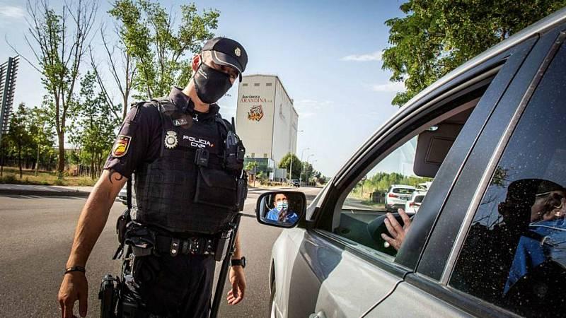 Boletines RNE - Burgos, confinada a partir del miércoles durante 14 días - Escuchar ahora