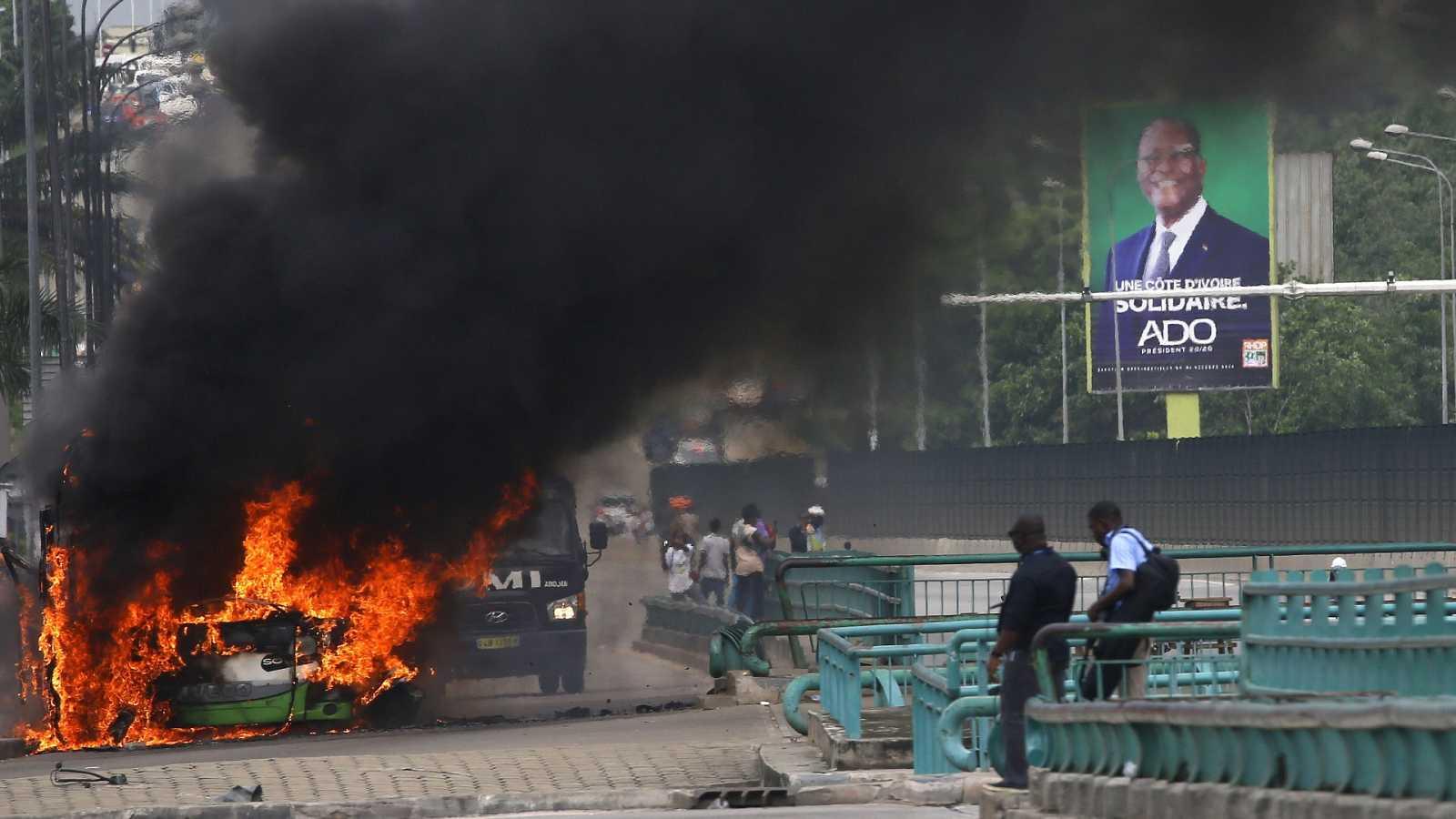 Reportajes 5 Continentes - En Costa de Marfil, tensiones antes de las presidenciales - Escuchar ahora