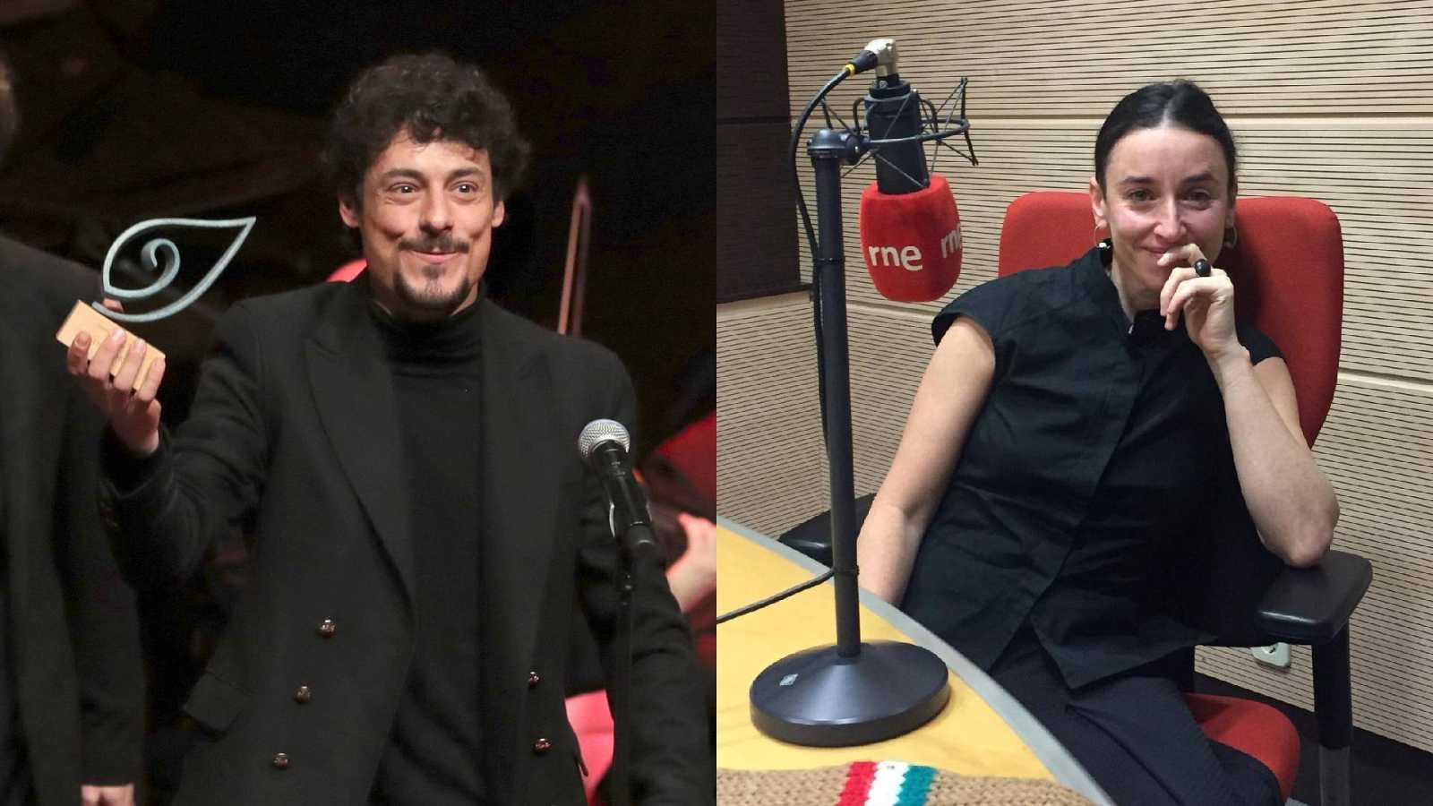 14 horas - Jesús Carmona e Iratxe Ansa, Premios Nacionales de Danza 2020 - Escuchar ahora