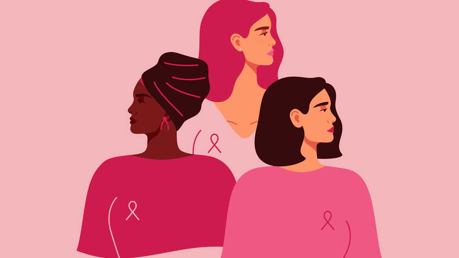 Mujeres valientes que dan visibilidad al cáncer de mama - Escuchar ahora