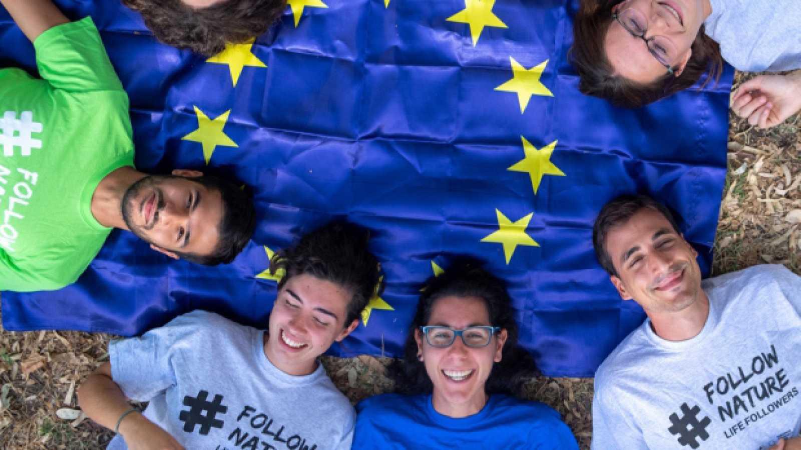 Marca España - Voluntariado juvenil para proteger nuestra biodiversidad - 19/10/20 - Escuchar ahora