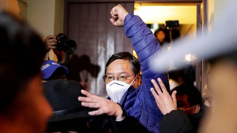 24 horas - El principal adversario del partido de Evo Morales reconoce su derrota - Escuchar ahora