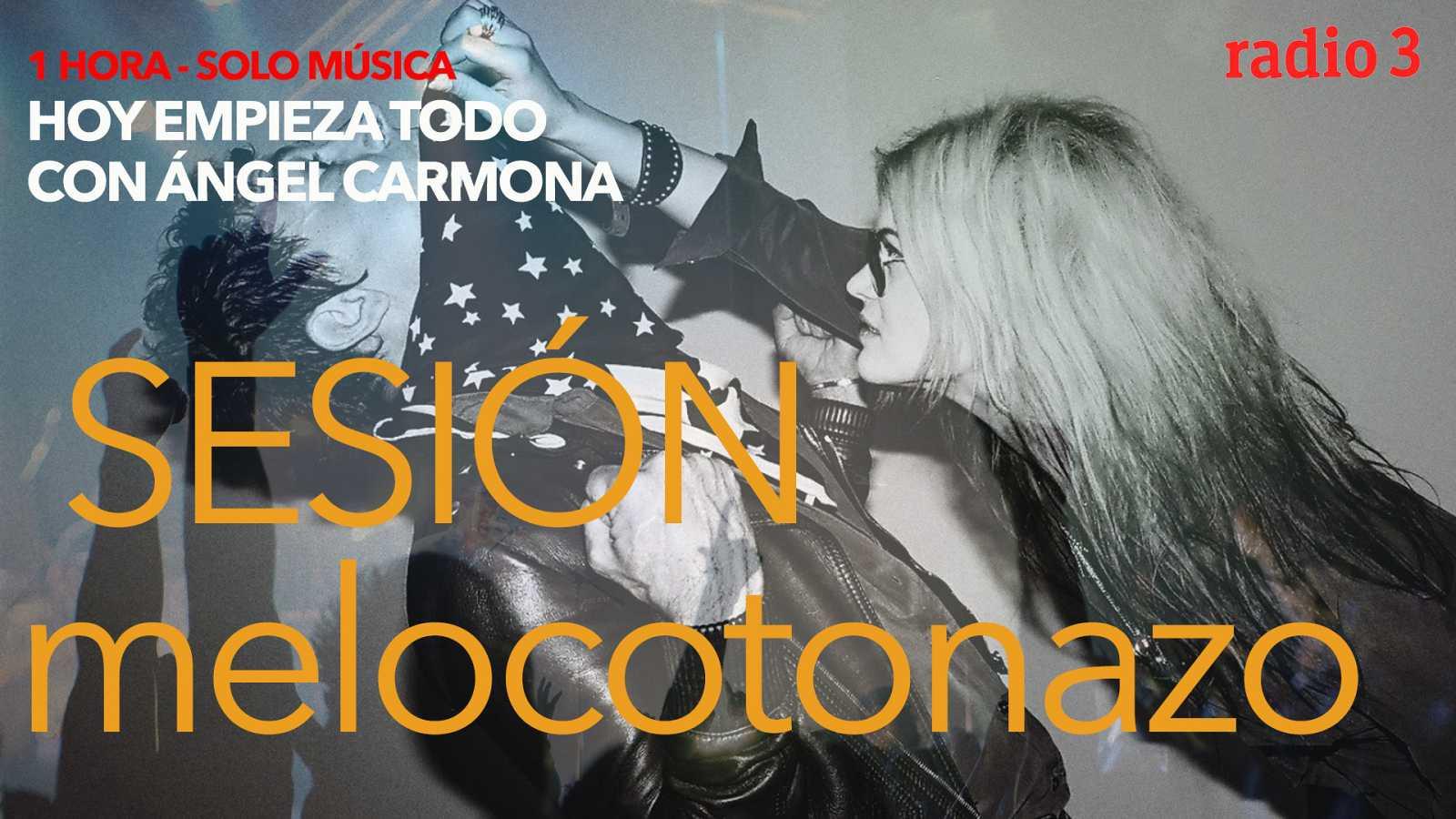 Hoy empieza todo con Ángel Carmona - #SesiónMelocotonazo: Tom Petty, The Kills, Vetusta Morla... - 20/10/20 - escuchar ahora