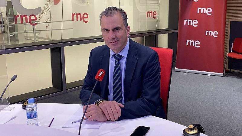 """Las mañanas de RNE con Íñigo Alfonso - Ortega Smith: """"La estabilidad de los gobiernos con el PP está garantizada, aunque voten no a nuestra moción"""" - Escuchar ahora"""