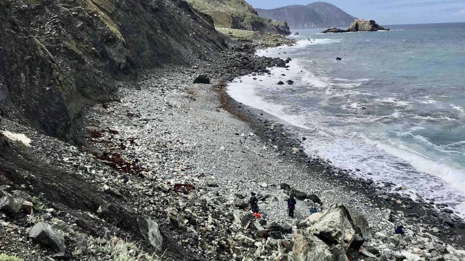 Global 5 - Georutas Cabo Ortegal (II): Playa arenas negras Teixidelo - 20/10/20  - Escuchar ahora