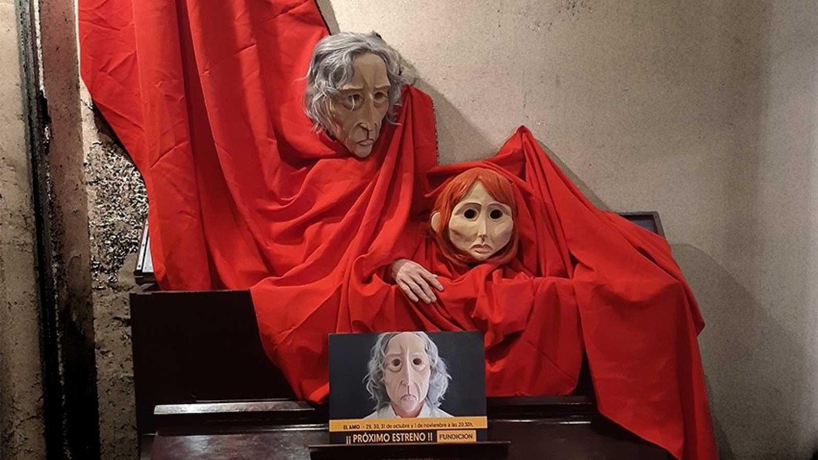 En escena - 'El amo', un estreno de la Compañía PanPán Teatro - 20/10/20 - Escuchar ahora