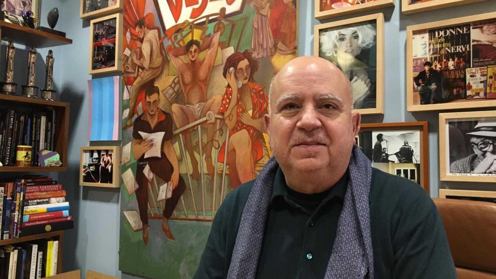 Las mañanas de RNE con Pepa Fernández - Entrevista a Agustín Almodóvar - Escuchar ahora