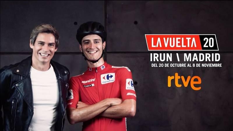 Tarde lo que tarde - La Vuelta a España con Carlos Baute - Escuchar ahora