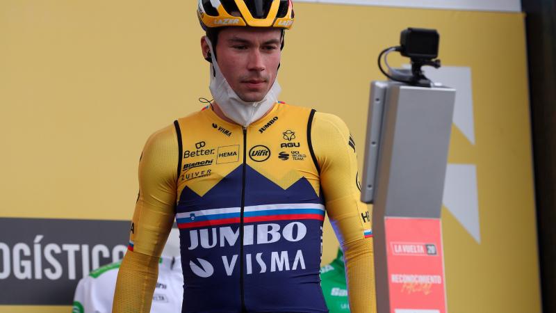 Vuelta ciclista a España - Primoz Roglic, campeón de la primera etapa de La Vuelta - Escuchar ahora