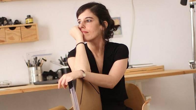 El ojo crítico - Laura Pérez, primer Premio El Ojo Crítico de Cómic - 20/10/20 - escuchar ahora
