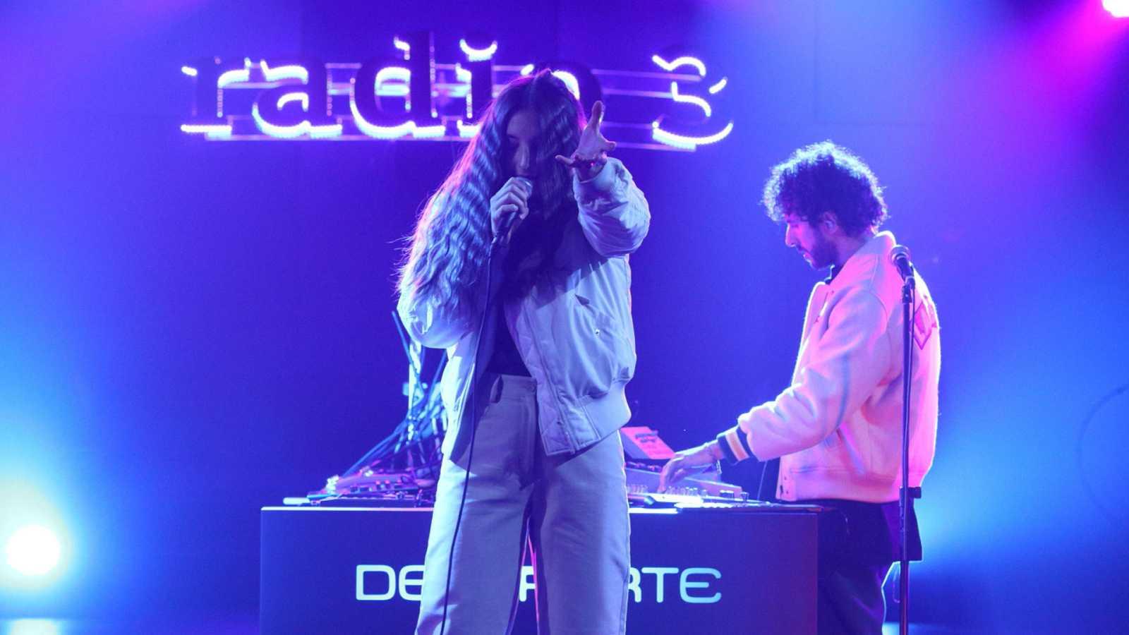 Los conciertos de Radio 3 - Delaporte - 20/10/20 - escuchar ahora