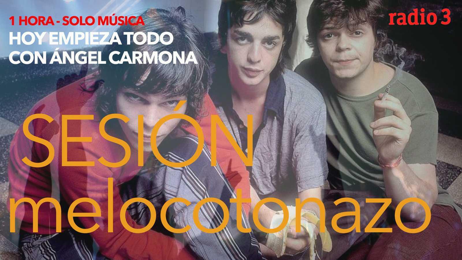 Hoy empieza todo con Ángel Carmona - #SesiónMelocotonazo: Elliott Smith, Supergrass, The Doors... - 21/10/20 - escuchar ahora