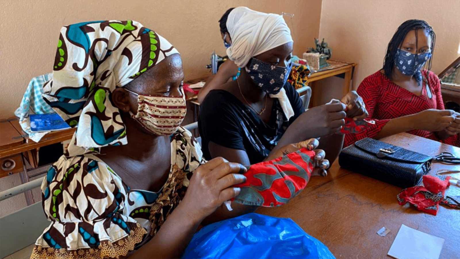 África hoy - Manos Unidas responde a la crisis global por la Covid-19, también en África - 20/10/20 - Escuchar ahora