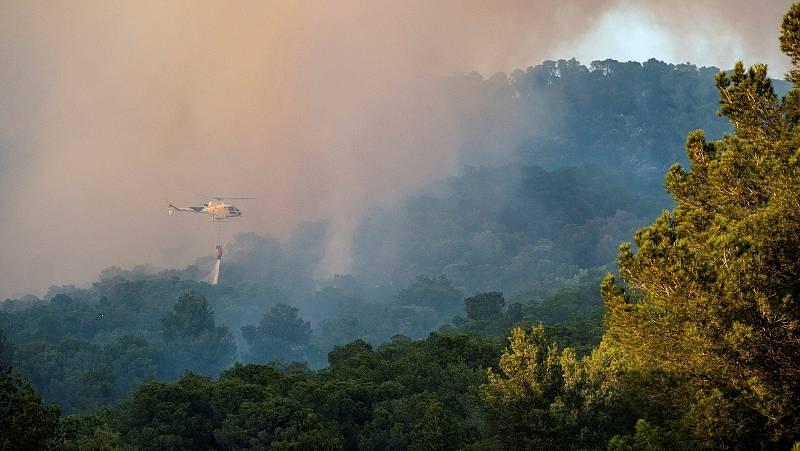 Las mañanas de RNE con Íñigo Alfonso - Un verano con menos incendios gracias a las favorables condiciones meteorológicas - Escuchar ahora