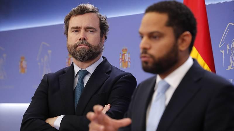 """Las mañanas de RNE con Íñigo Alfonso - """"El 80% de los votantes de la derecha considera que la moción de censura está justificada"""" - Escuchar ahora"""