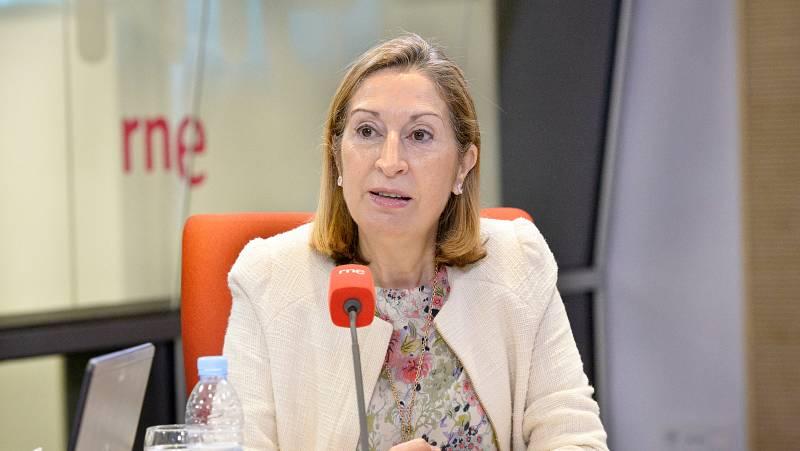 """Las mañanas de RNE con Íñigo Alfonso - Pastor acusa a Vox de engañar a los ciudadanos con """"una moción fracasada que sólo busca minutos de telediario"""" - Escuchar ahora"""