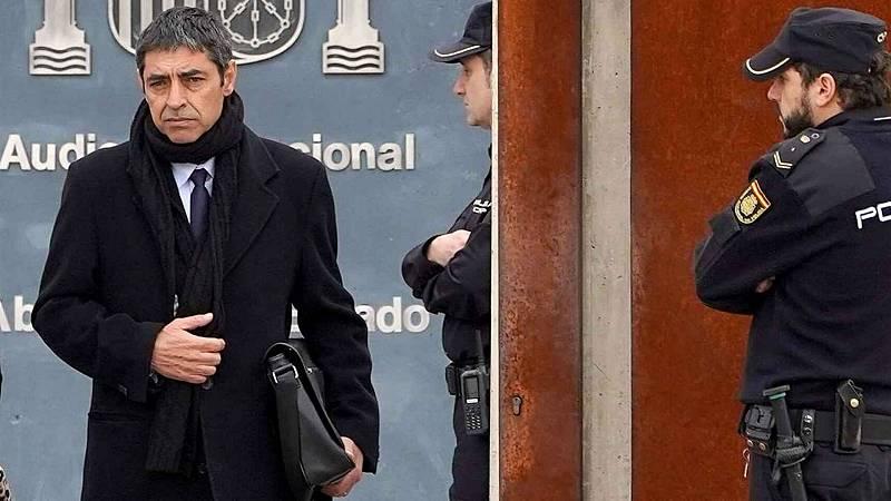 14 horas - Trapero no cedió a las presiones independentistas, según la Audiencia Nacional - Escuchar ahora