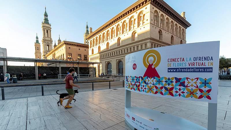 14 horas - Aragón confinará perimetralmente sus tres capitales desde mañana y La Rioja toda la Comunidad a partir del viernes - Escuchar ahora