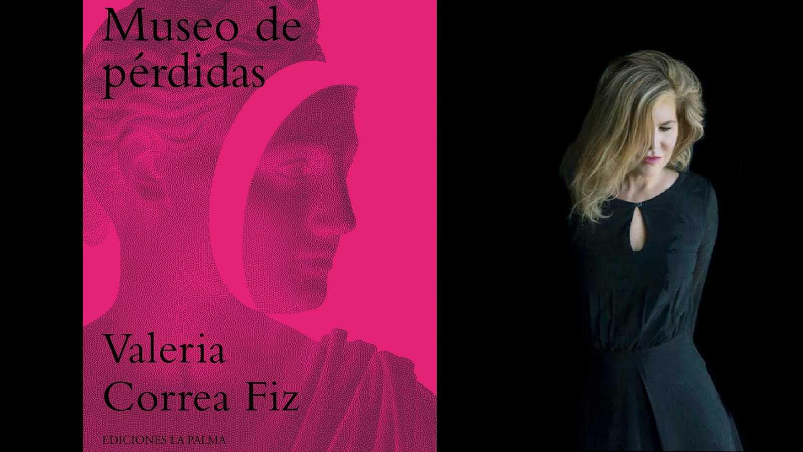 La LiBéLuLa - Museo de pérdidas (Valeria Correa Fiz, ed. La Palma) - 23/10/20 - escuchar ahora