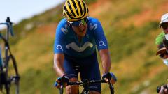 Vuelta ciclista a España - Marc Soler se proclama vencedor de la segunda etapa de La Vuelta