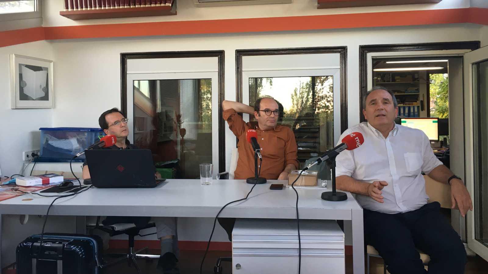 Reportajes RNE - Pedro Casariego, el poeta que no quería envejecer - Escuchar ahora