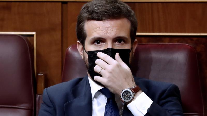 24 horas - El PP sigue sin desvelar su voto en la moción de censura - Escuchar ahora