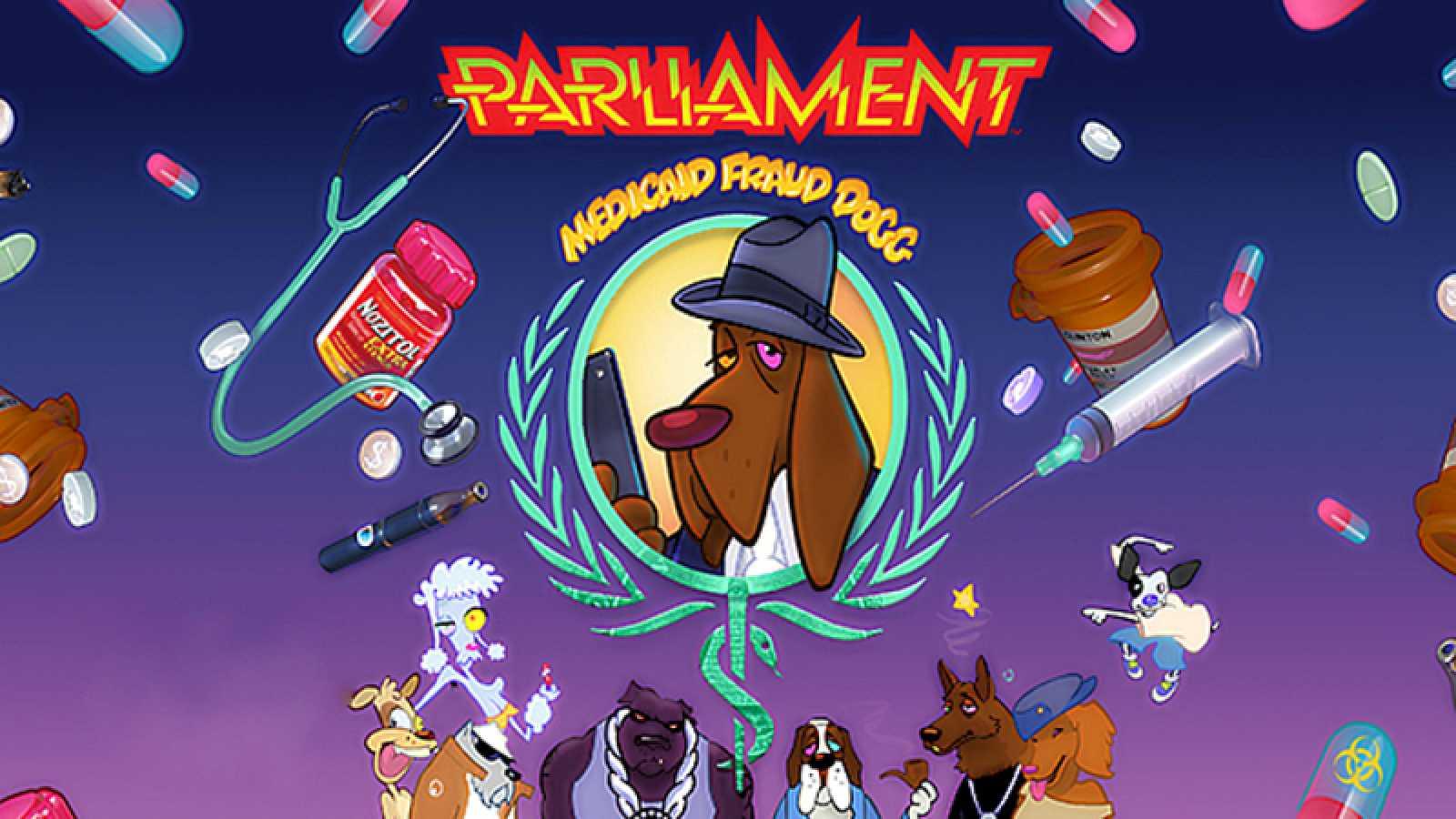 Próxima parada - Parliament & Boz Scaggs y Sam Fender - 26/10/20 - escuchar ahora